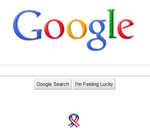 Google-Ribbon