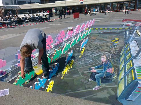 EPFL-StreetArt-LeonKeer-WiP