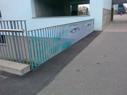 EPFL-StreetArt-Zebrating2