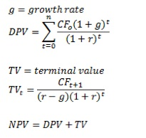 dcf-valuation
