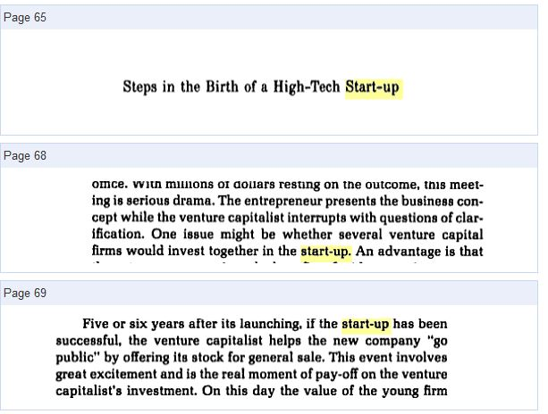 origin of the word business