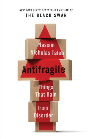 Antifragile-Taleb
