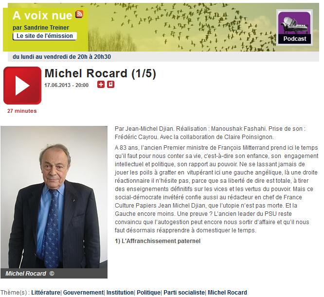 FQ-Rocard